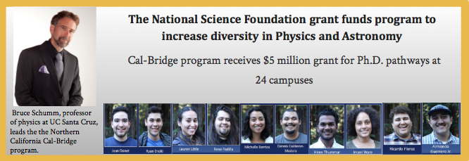 NSF Funding for UCSC Laboratories